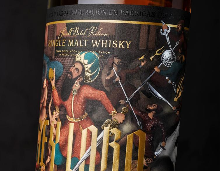 Rey Lobo – Whisky
