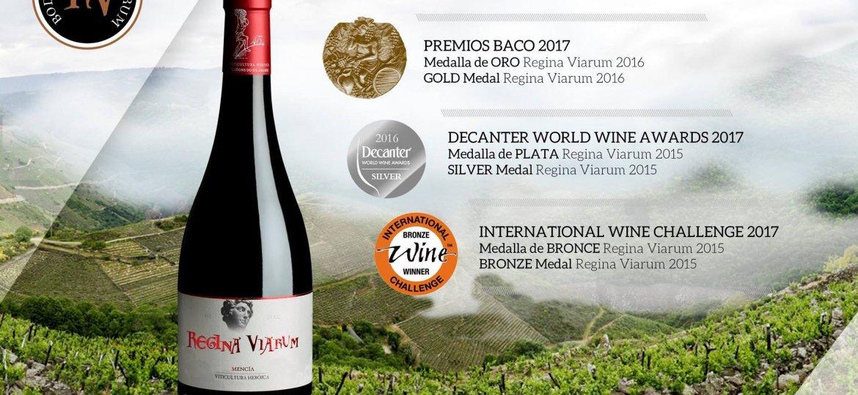 Premios Baco 2017 Medalla Oro 2