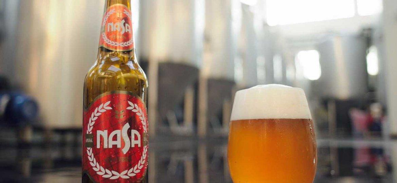 Cervezas Nasa