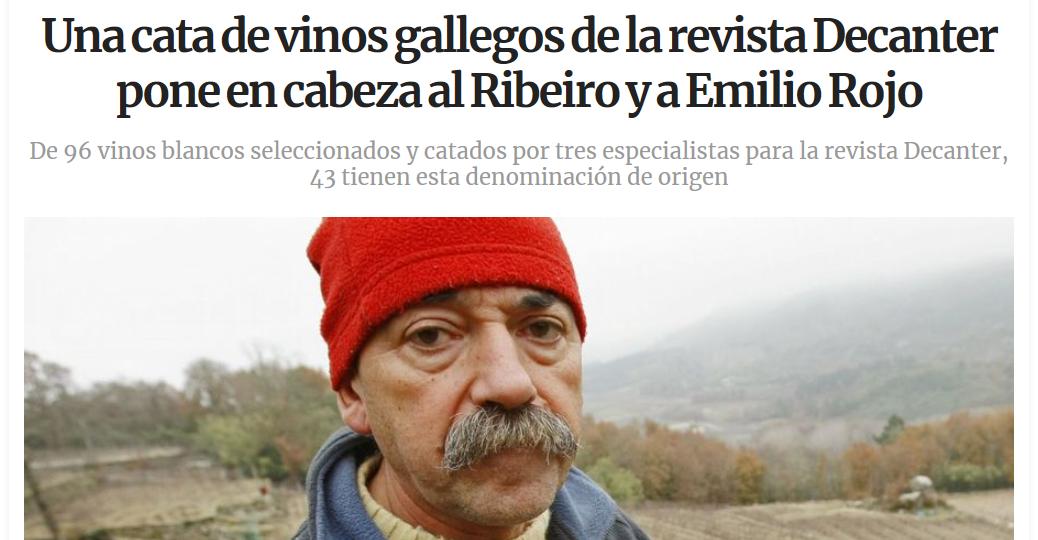 Noticia La Voz Emilio Rojo
