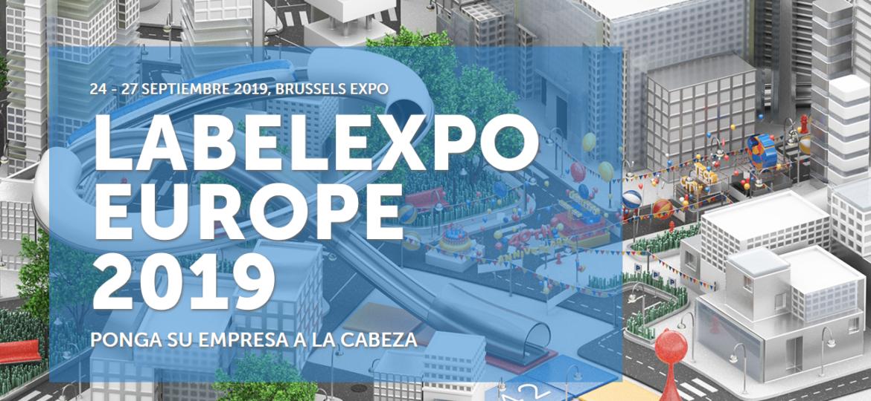 cartel LabelExpo 2019